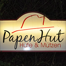 Hut-Messe - Rathje-Betriebe/PapenHut