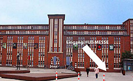 Hut-Messe Huehnerposten